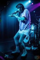 TORONTO, ON - APRIL 25: K.Flay performs at the Drake Hotel in Toronto on April 25, 2019. (Photo: David McDonald/Aesthetic Magazine)