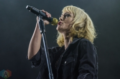 TORONTO, ON - APRIL 26: Metric performs at Scotiabank Arena in Toronto on April 26, 2019. (Photo: Tyler Roberts/Aesthetic Magazine)