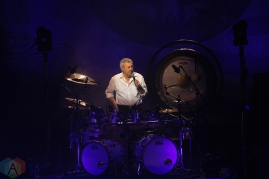 TORONTO, ON - APRIL 16: Nick Mason performs at Sony Centre in Toronto on April 16, 2019. (Photo: Michael Hurcomb/Aesthetic Magazine)