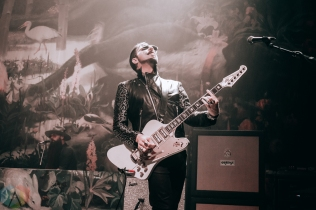 TORONTO, ON - APRIL 19: Rival Sons performs at Danforth Music Hall in Toronto on April 19, 2019. (Photo: David Scala/Aesthetic Magazine)