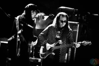 TORONTO, ON - APRIL 10: The Claypool Lennon Delirium performs at Danforth Music Hall in Toronto on April 10, 2019. (Photo: Eric Fefferman/Aesthetic Magazine)