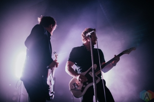 SACRAMENTO, CA - APRIL 16: The Maine performs at Ace of Spades in Sacramento, California on April 16, 2019. (Photo: Kyle Simmons/Aesthetic Magazine)