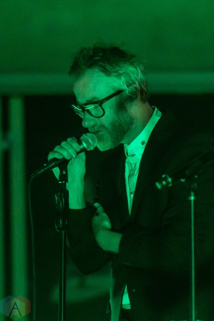 TORONTO, ON - APRIL 24: The National performs at Roy Thomson Hall in Toronto on April 24, 2019. (Photo: Joanna Glezakos/Aesthetic Magazine)