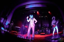 TORONTO, ON - APRIL 10: Uni performs at Danforth Music Hall in Toronto on April 10, 2019. (Photo: Eric Fefferman/Aesthetic Magazine)
