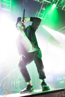CHICAGO, IL - APRIL 11: We Came As Romans performs at House of Blues Chicago in Chicago, IL on April 11, 2019. (Photo: Katie Kuropas/Aesthetic Magazine)