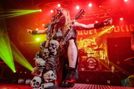 TORONTO, ON - MAY 14: Black Label Society performs at The Opera House in Toronto on May 14, 2019. (Photo: David McDonald/Aesthetic Magazine)