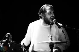 TORONTO, ON - MAY 11: Born Ruffians performs at Phoenix Concert Theatre in Toronto on May 11, 2019. (Photo: Brendan Albert/Aesthetic Magazine)