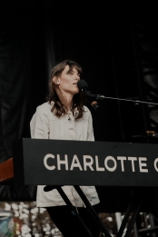 TORONTO, ON - MAY 25: Charlotte Cardin performs at Echo Beach in Toronto on May 25, 2019. (Photo: Kelsey Giesbrecht/Aesthetic Magazine)