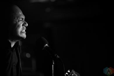 TORONTO, ON - MAY 11: Danko Jones performs at Horseshoe Tavern in Toronto on May 11, 2019. (Photo: Brendan Albert/Aesthetic Magazine)