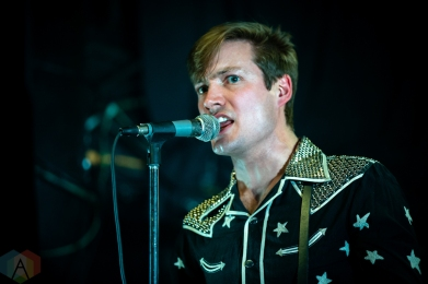 TORONTO, ON - MAY 10: The Dirty Nil performs at Phoenix Concert Theatre in Toronto on May 10, 2019. (Photo: Brendan Albert/Aesthetic Magazine)
