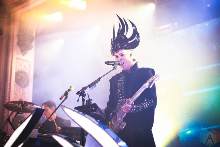 CHICAGO, IL – MAY 30: Empire of the Sun performs at Metro in