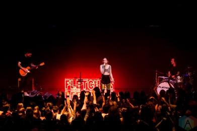 DETROIT, MI - MAY 08: Fletcher performs at The Fillmore in Detroit on May 08, 2019. (Photo: Jennifer Boris/Aesthetic Magazine)