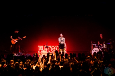 DETROIT, MI - MAY 08: Fletcher performs at The Fillmore in Detroit on May 08, 2019. (Photo: Jennifer Boris/Aesthetic Magazine)
