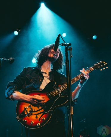 DETROIT, MI - MAY 28: Hozier performs at the Fillmore in Detroit, Michigan on May 28, 2019. (Photo: Jamie Limbright/Aesthetic Magazine)