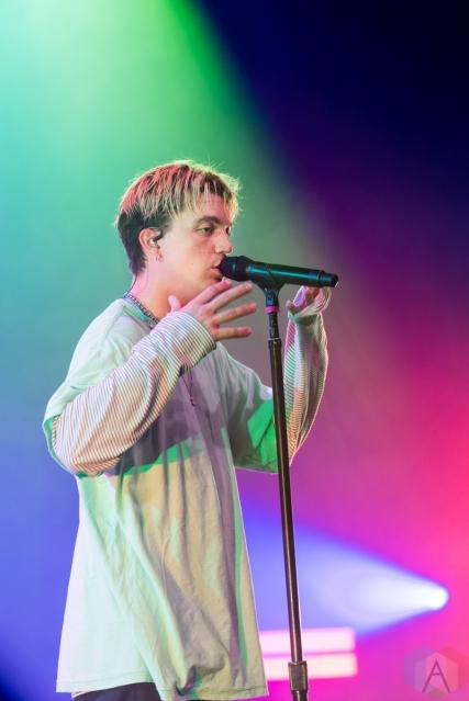 DETROIT, MI - MAY 08: Lany performs at The Fillmore in Detroit on May 08, 2019. (Photo: Jennifer Boris/Aesthetic Magazine)