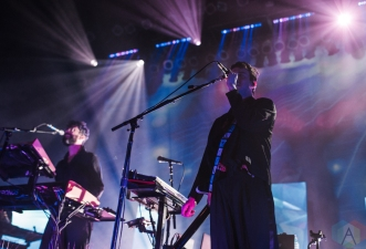 DETROIT, MI - MAY 13: MGMT performs at the Fillmore in Detroit on May 13, 2019. (Photo: Jamie Limbright/Aesthetic Magazine)