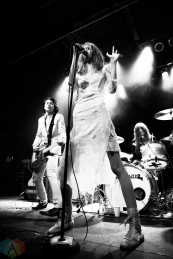 TORONTO, ON - MAY 25: Starcrawler performs at Phoenix Concert Theatre in Toronto on May 25, 2019. (Photo: Brendan Albert/Aesthetic Magazine)