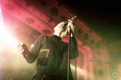 CHICAGO, IL - MAY 01: The Drums performs at Metro in Chicago, Illinois on May 01, 2019. (Photo: Katie Kuropas/Aesthetic Magazine)