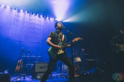 TORONTO, ON - MAY 17: The Elwins performs at Danforth Music Hall in Toronto on May 17, 2019. (Photo: Alyssa Balistreri/Aesthetic Magazine)