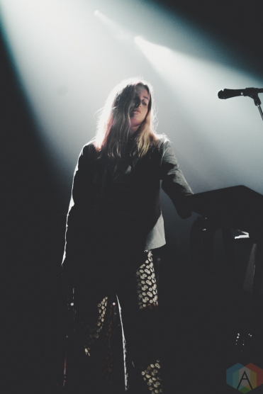 NEW YORK, NY - MAY 28: The Japanese House performs at Webster Hall in New York City on May 28, 2019. (Photo: Danny DeRusso/Aesthetic Magazine)