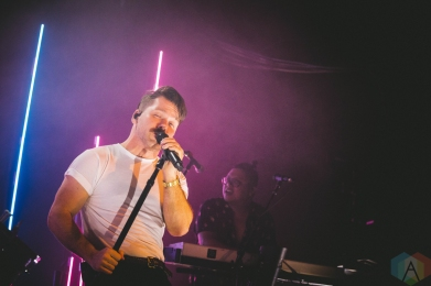 SEATTLE, WA - JUNE 04: Arizona performs at The Showbox in Seattle on June 04, 2019. (Photo: Daniel Hager/Aesthetic Magazine)