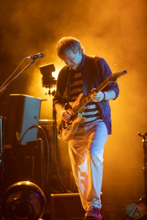 MANCHESTER, TN - JUNE 16: Trey Anastasio of Phish performs at Bonnaroo on June 16, 2019. (Photo: Michael Hurcomb/Aesthetic Magazine)