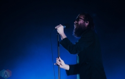 DETROIT, MI - JUNE 17: Father John Misty performs at the Fox Theatre in Detroit on June 17, 2019. (Photo: Jamie Limbright/Aesthetic Magazine)