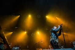 TORONTO, ON - JUNE 16: Glassjaw performs at Budweiser Stage in Toronto on June 16, 2019. (Photo: Tyler Roberts/Aesthetic Magazine)