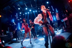 TORONTO, ON - JUNE 25: Perry Farrell performs at The Mod Club in Toronto on June 25, 2019. (Photo: Morgan Harris/Aesthetic Magazine)