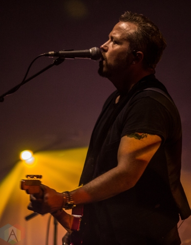 DETROIT, MI - JUNE 17: Jason Isbell performs at the Fox Theatre in Detroit on June 17, 2019. (Photo: Jamie Limbright/Aesthetic Magazine)