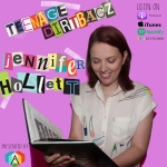 """Podcast: Maddie and Carley of Teenage Dirtbagz review """"Grease"""" w/ JenniferHollett!"""