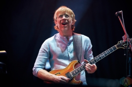 TORONTO, ON - JUNE 18: Phish performs at Budweiser Stage in Toronto on June 18, 2019. (Photo: Eric Fefferman/Aesthetic Magazine)