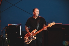 SACRAMENTO, CA - JUNE 16: Rancid performs at Papa Murphy's Park in Sacramento, California on June 16, 2019. (Photo: Kyle Simmons/Aesthetic Magazine)
