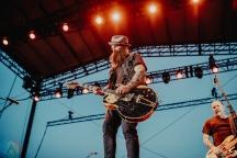 SACRAMENTO, CA - JUNE 16: Rancid performs at Papa Murphy's Park in Sacramento, California on June 16, 2019. (Photo: Kyle Simmons/Aesthetic Magazine)