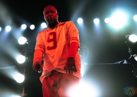DETROIT, MI - JUNE 05: Tech N9ne performs at Saint Andrews Hall in Detroit on June 05, 2019. (Photo: Jamie Limbright/Aesthetic Magazine)