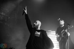 TORONTO, ON - JUNE 26: X Ambassadors performs at Danforth Music Hall in Toronto on June 26, 2019. (Photo: Brendan Albert/Aesthetic Magazine)