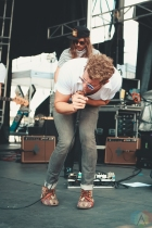 LOUISVILLE, KY - JULY 14: Anderson East performs at Forecastle Festival in Louisville, Kentucky on July 14, 2019. (Photo: Meghan Breedlove/Aesthetic Magazine)