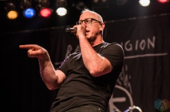 TORONTO, ON - JULY 25: Bad Religion performs at Phoenix Concert Theatre in Toronto on July 25, 2019. (Photo: Tyler Roberts/Aesthetic Magazine)