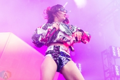 CHICAGO, IL - JULY 21: Charli XCX performs at Pitchfork Music Festival in Chicago on July 21, 2019. (Photo: Katie Kuropas/Aesthetic Magazine)