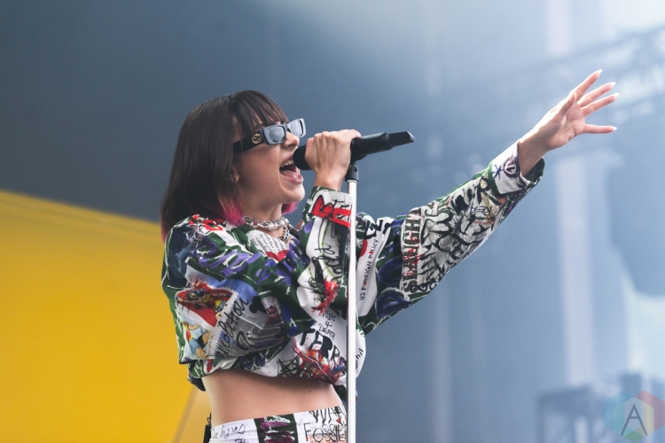 CHICAGO, IL – JULY 21: Charli XCX performs at Pitchfork