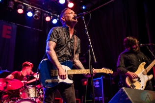 TORONTO, ON - JULY 25: Dave Hause performs at Phoenix Concert Theatre in Toronto on July 25, 2019. (Photo: Tyler Roberts/Aesthetic Magazine)