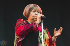 CHICAGO, IL - JULY 19: Mavis Staples performs at Pitchfork Music Festival in Chicago on July 19, 2019. (Photo: Katie Kuropas/Aesthetic Magazine)