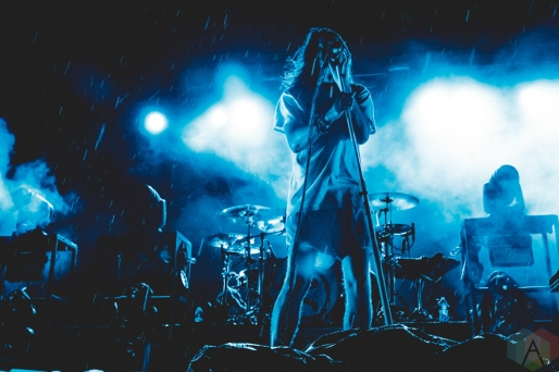 PONTIAC, MI - JULY 21: Mayday Parade performs at Sad Summer Fest in Pontiac, Michigan on July 21, 2019. (Photo: Rebekah Witt/Aesthetic Magazine)