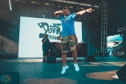 LOUISVILLE, KY - JULY 13: Nelly performs at Forecastle Festival in Louisville, Kentucky on July 13, 2019. (Photo: Meghan Breedlove/Aesthetic Magazine)