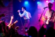 TORONTO, ON - JULY 21: New Hope Club performs at Velvet Underground in Toronto on July 21, 2019. (Photo: Morgan Harris/Aesthetic Magazine)