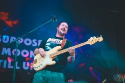 LOUISVILLE, KY - JULY 12: Portugal The Man performs at Forecastle Festival in Louisville, Kentucky on July 12, 2019. (Photo: Meghan Breedlove/Aesthetic Magazine)