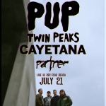 Contest: Win 2 Tickets to See PUP inToronto!
