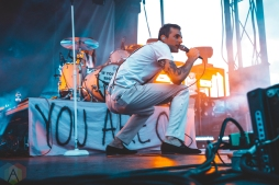 PONTIAC, MI - JULY 21: The Maine performs at Sad Summer Fest in Pontiac, Michigan on July 21, 2019. (Photo: Rebekah Witt/Aesthetic Magazine)