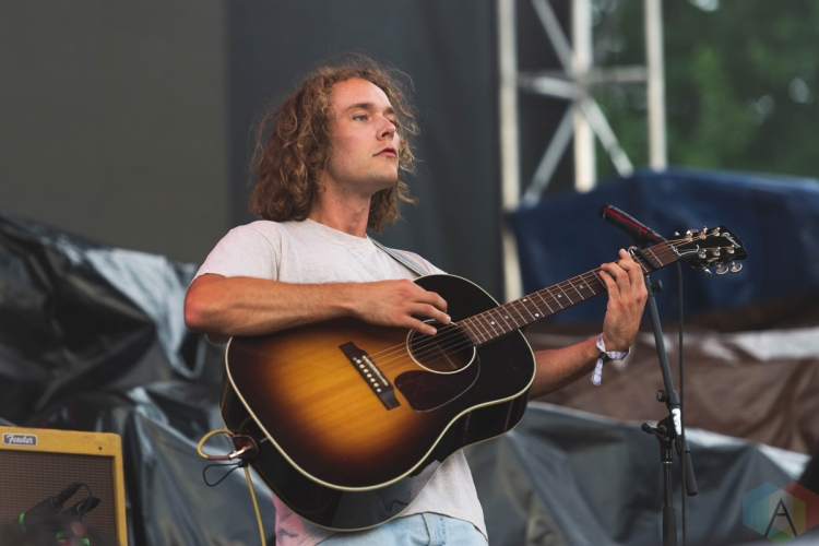CHICAGO, IL – JULY 21: Whitney performs at Pitchfork Music Festival