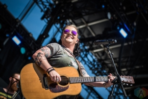 ORO-MEDONTE, ON - AUGUST 10: Ashley McBryde performs at Boots And Hearts 2019 in Oro-Medonte on August 10, 2019. (Photo: Kirsten Sonntag/Aesthetic Magazine)